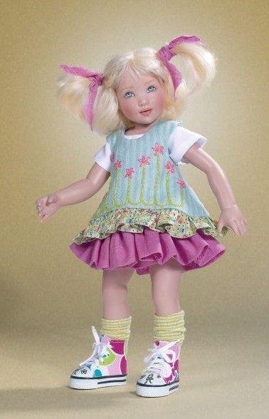 136 Best Images About Helen Kish Dolls On Pinterest Wigs