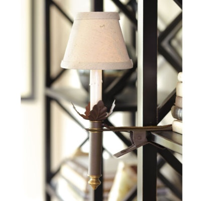 Clip On Sconce