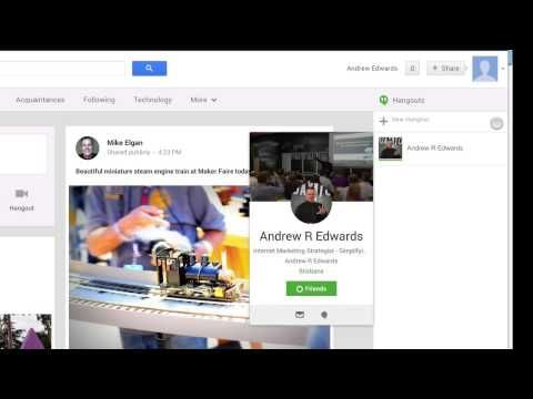 Google Hangout Chat