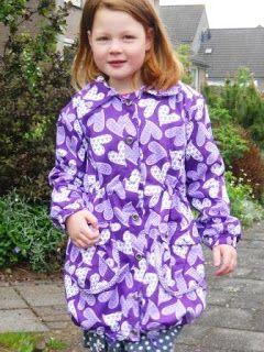 Bonjoli: hehe eindelijk Ottobre butterfly camouflage jas 1/2012