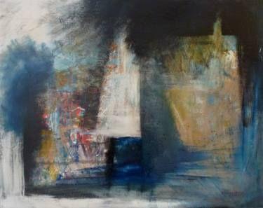 "Saatchi Art Artist GEORGE KARAFOTIAS; Painting, ""ABSTRACT 23"" #art"
