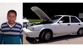 Localizan y recuperan un automóvil con reporte de robo