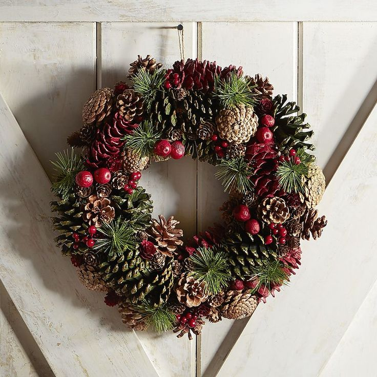 Festive botanicals have been a part of seasonal decorations for the December  solstice since early times