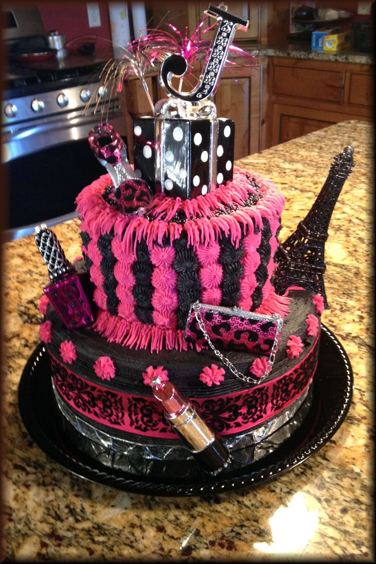 Cake Images For Teenager : 25+ best ideas about Teen Girl Cakes on Pinterest ...