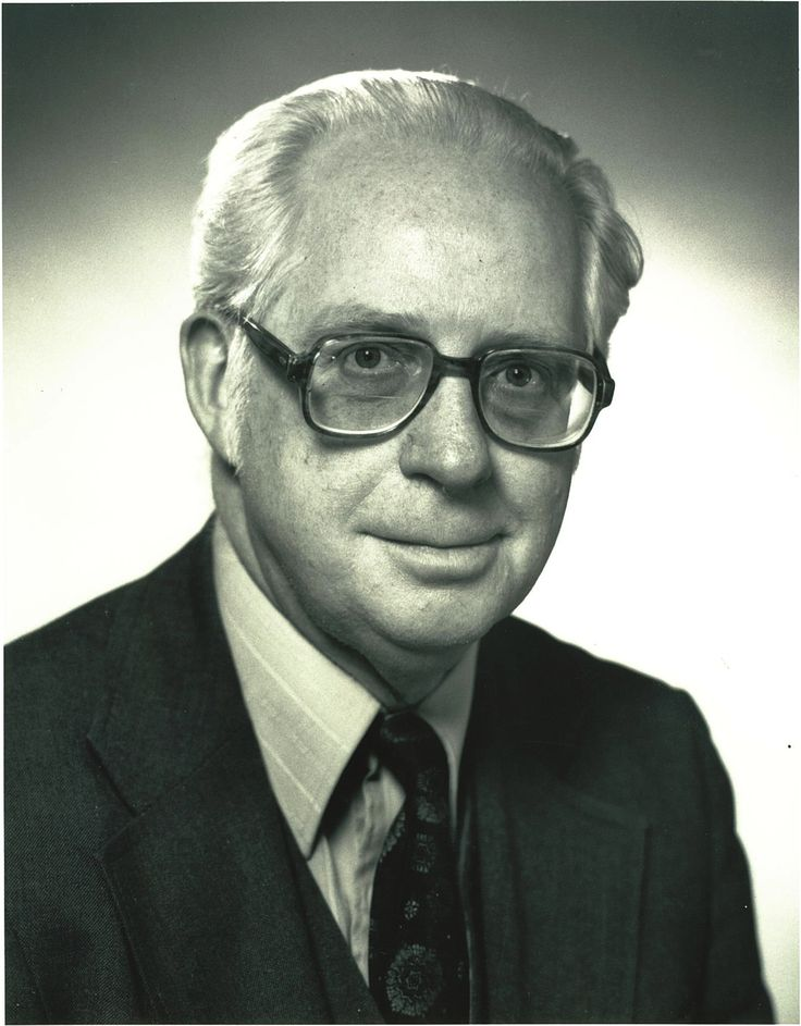 E. Nelson James, Executive Secretary, 1969-1983