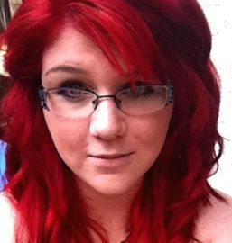 The 25+ best Blood red hair ideas on Pinterest   Red hair shades ...