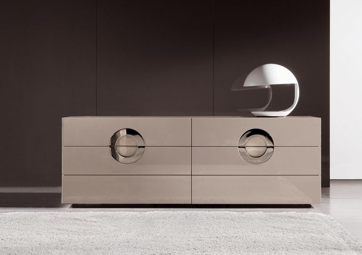 #Archipenko chest of drawers by Rodolfo #Dordoni for @minottiofficial