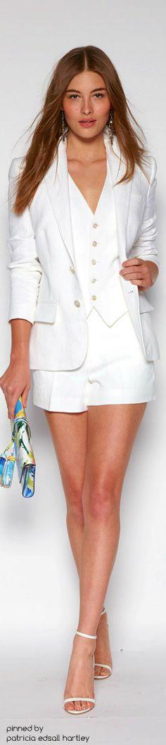 SPRING 2016 READY-TO-WEAR Polo Ralph Lauren.  Via @delilahsmit. #RalphLauren #suits