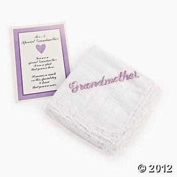 """""""Grandmother"""" Handkerchief"""