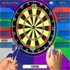 Darts Sim Game Online. Keep a steady hand and a good aim and you can beat the best players. Try to get bull's eye. Play Fun Darts Sim Sport Games.