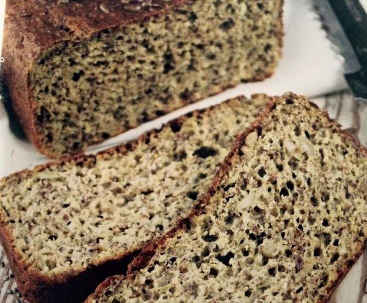 Rezept Chia-Quark-Brot von KiFr248 - Rezept der Kategorie Brot & Brötchen