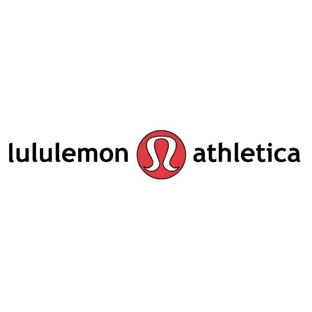 lululemon-logo, I like this one too. Can we do something like this for LOURDES É EVA? I want something that will catch everyone's attention immediately, but I want it to be different than what is already out there.