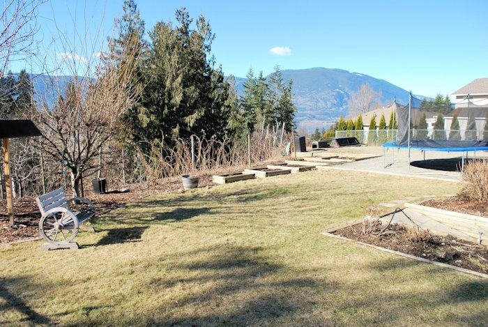 Bigger IS better! Check out this home for sale in Salmon Arm! Bright, spacious rooms and nicely landscaped yard. More features with photos on site! Must-see!