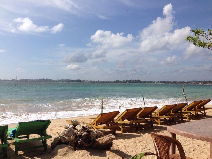 Jungle beach, Galle Sri Lanka