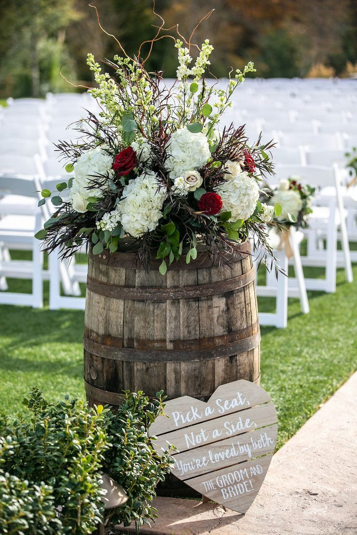 Tuscany Hill Wedding Ceremony Reception Hall Outdoor Wedding