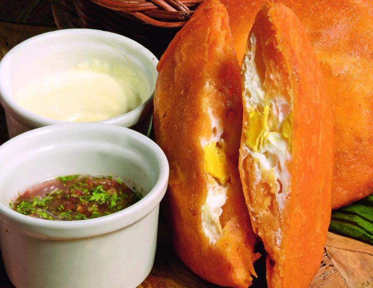 Arepa de huevo, auténtica ricura caribeña • Conoce más de este artículo en www.cocinarte.co