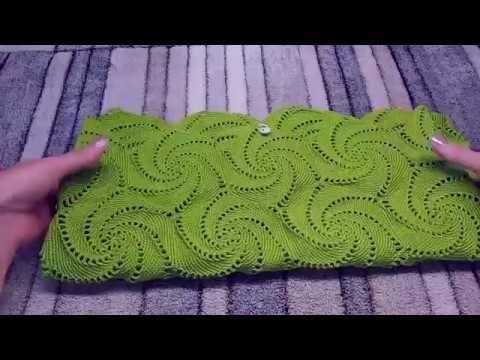 платье из мотивов мельница вязание крючком Youtube Vídeo