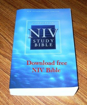 If you are someone who doesn't feel comfortable journaling and drawing in your Bible, you might like to download a Bible that you can put in a loose-leaf binder and doodle/journal to your and God's content! FREE DOWNLOAD NIV BIBLE