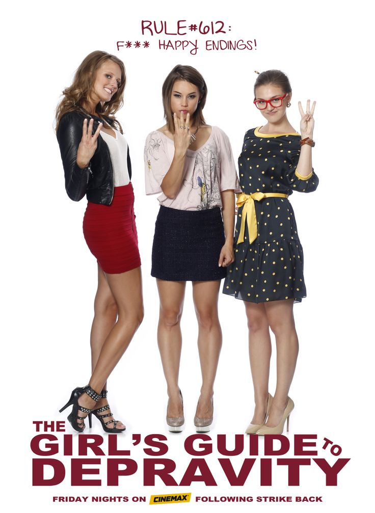 Watch girls guide to depravity online free
