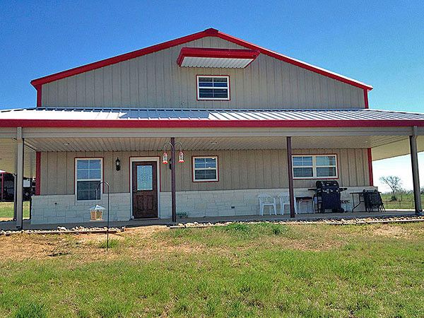 17 images about barndominiums on pinterest cabin for How much is it to build a house in texas