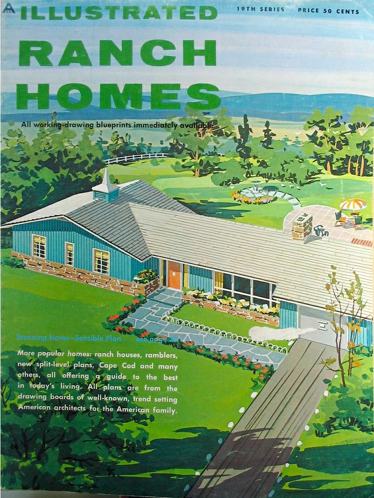 MID-CENTURIA : Art, Design and Decor from the Mid-Century and beyond: Vintage Modern Images: Architecture
