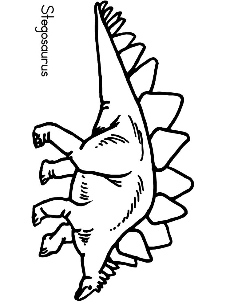 17 Best ideas about Dinosaur Coloring