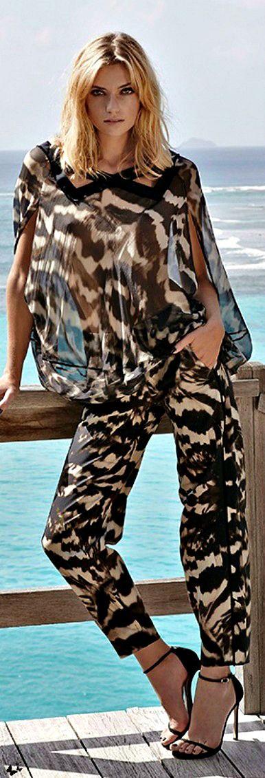 Amanda Wakeley resort/summer 2014
