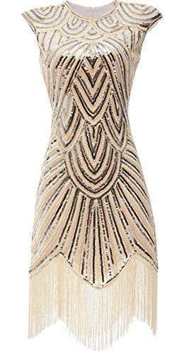 eforpretty Womens 1920s Diamond Sequined Embellished Fringed Flapper Dress #Mother-Of-The-Bride-Dresses http://www.weddingdealusa.com/eforpretty-womens-1920s-diamond-sequined-embellished-fringed-flapper-dress/24638/?utm_source=PN&utm_medium=jillweddings+-+mother+of+the+bride&utm_campaign=Wedding+Deal+USA                                                                                                                                                                                 More