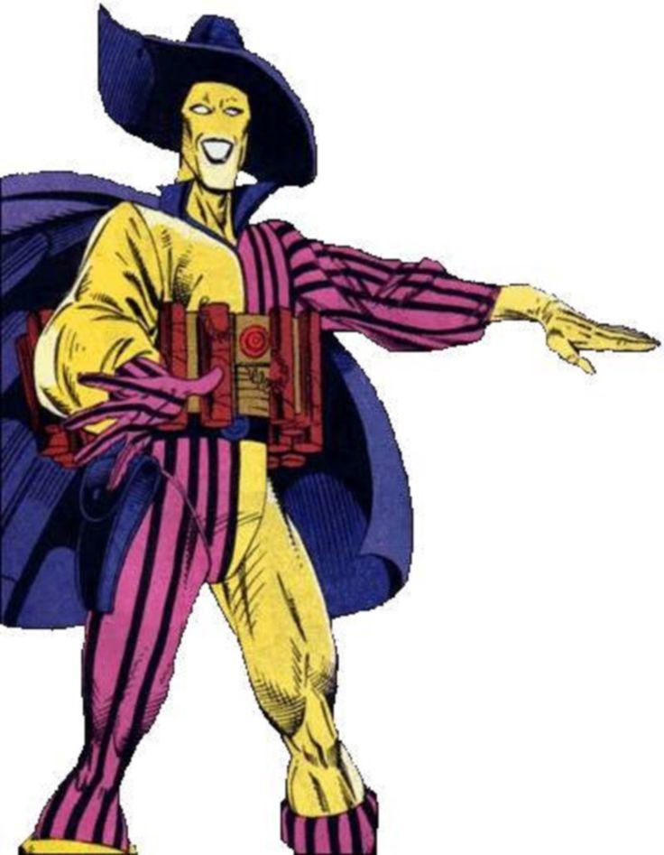 Madcap (True Name Unknown)