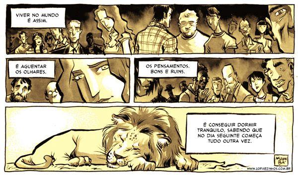 living, by 10 paezinhos