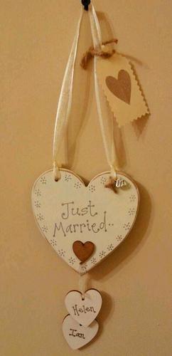 Nice wedding gift
