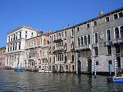 Alojamiento en Venecia: Palacios hechos hoteles