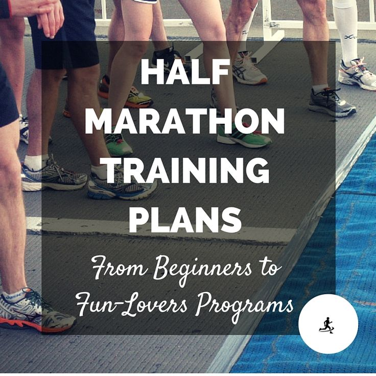 Committing to half marathon training is a big feat and one that you need to be ready for. Read on to see if you are.