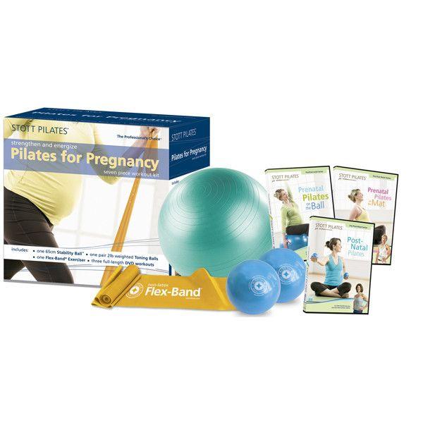 Pilates for Pregnancy Kit