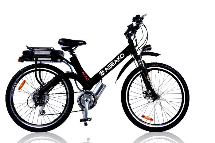 Aseako Electric Bikes Is An Online Based Company Which Sells