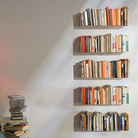 326 Best Book Shelves Ends Images On Pinterest