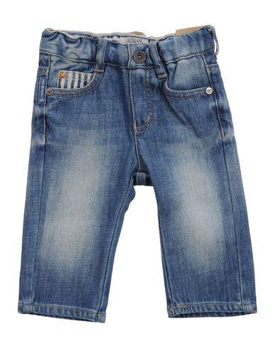 Denim Pants Armani Junior Boy 0-24 months on YOOX. The best online selection of Denim Pants Armani Junior. YOOX exclusive items of Italian and international designers - S...