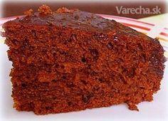 Turecký čokoládový koláč