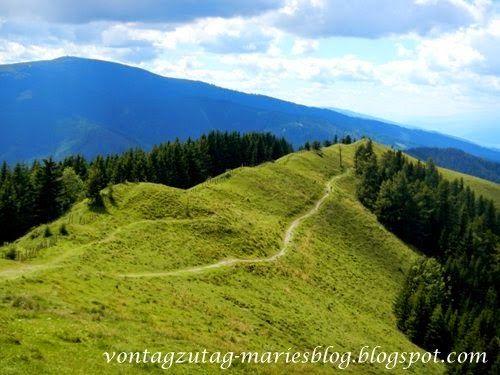 @vontagzutagmari Wandern mit Kindern - Vom Semmering auf den Sonnwendtstein http://vontagzutag-mariesblog.blogspot.com