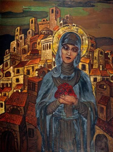 olgas revenge You might not think olga of kiev is very saintly when you hear how she avenged her husband's death, but she is a saint in the both the eastern orthodox and the cath.