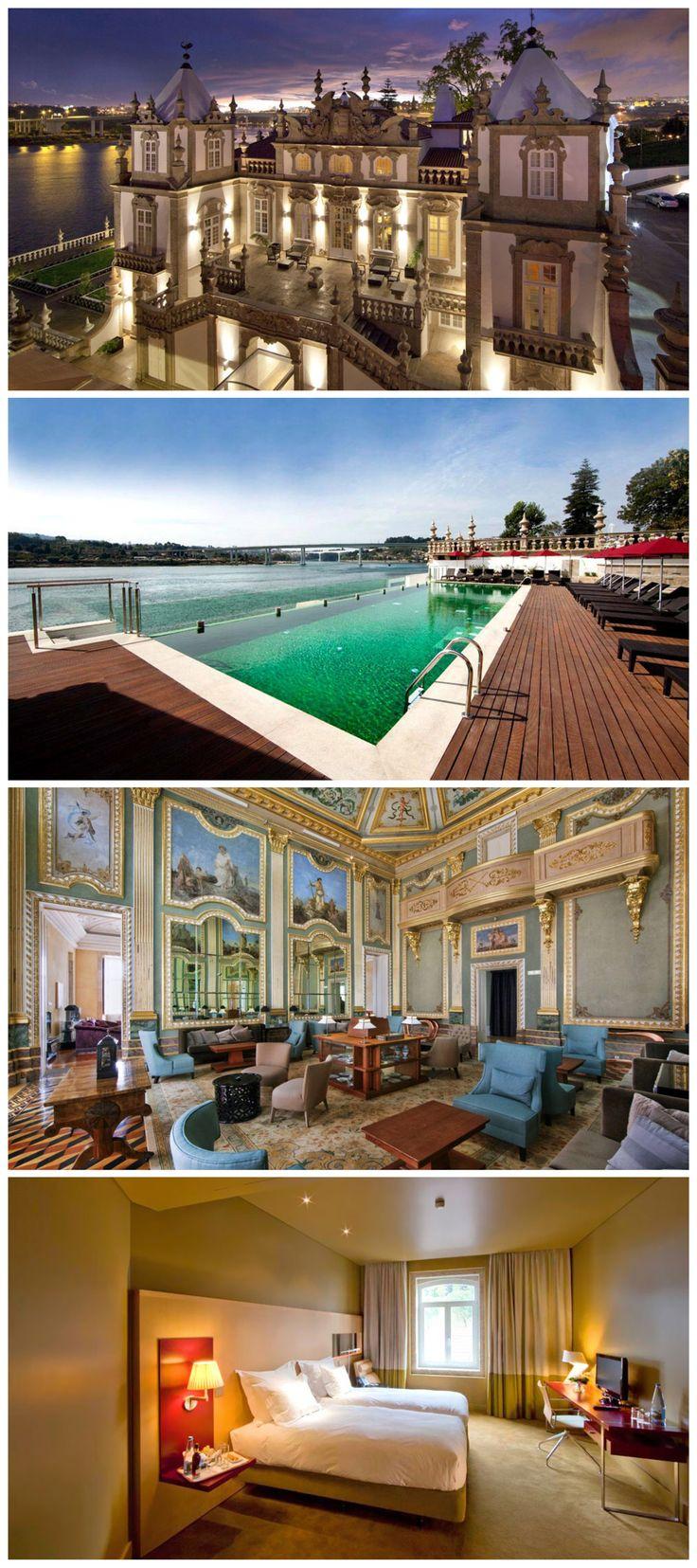 Palacio do Freixo | Pousada Porto Hotel