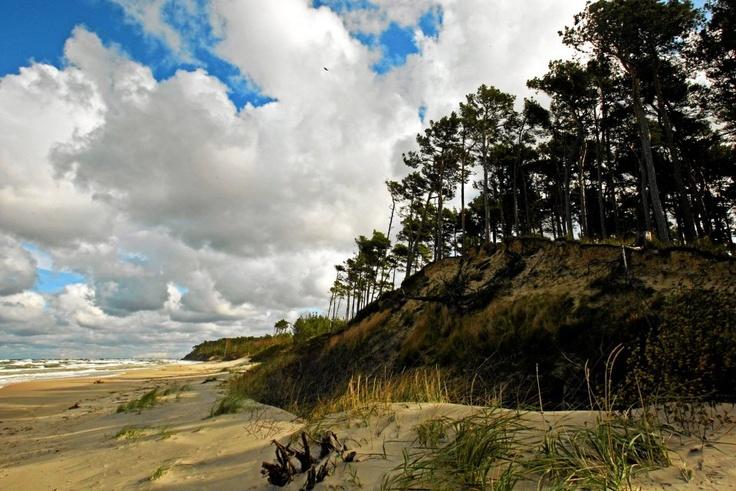 Morze Bałtyckie, Jastarnia