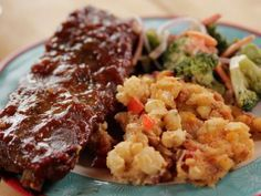 Sticky Spicy Slow-Cooked Ribs | The Pioneer Woman