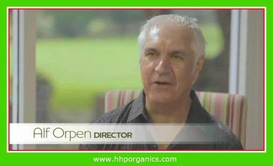 A pure heart. Meet Alf Orpen - Miessence Director.  https://hhporganics.miessence.com/en/community/homeBusiness