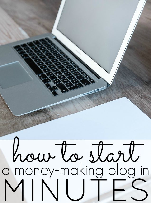 Are you interested in starting a blog of your own? What about one that makes money? If so, read this post today that will show you how to start your very own blog for cheap!