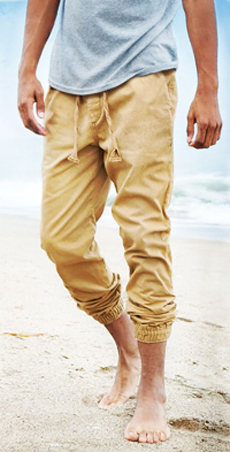 Jogger Hollister Oakparkmall Teenage Boy Fashion Mens