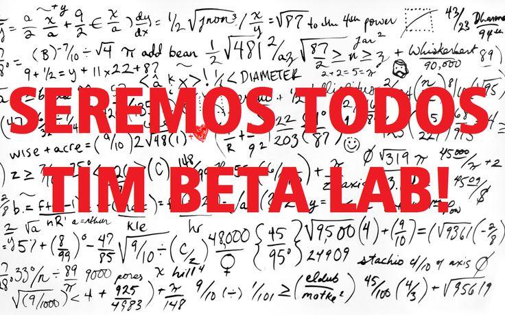 Seremos todos Beta Lab