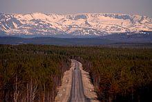 Kola Peninsula - Wikipedia, the free encyclopedia