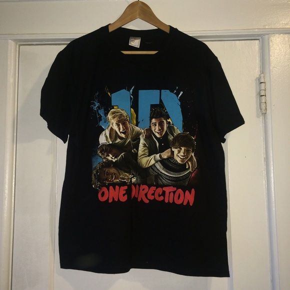 One Direction Shirt OneD shirt bought at a concert, never worn Tops
