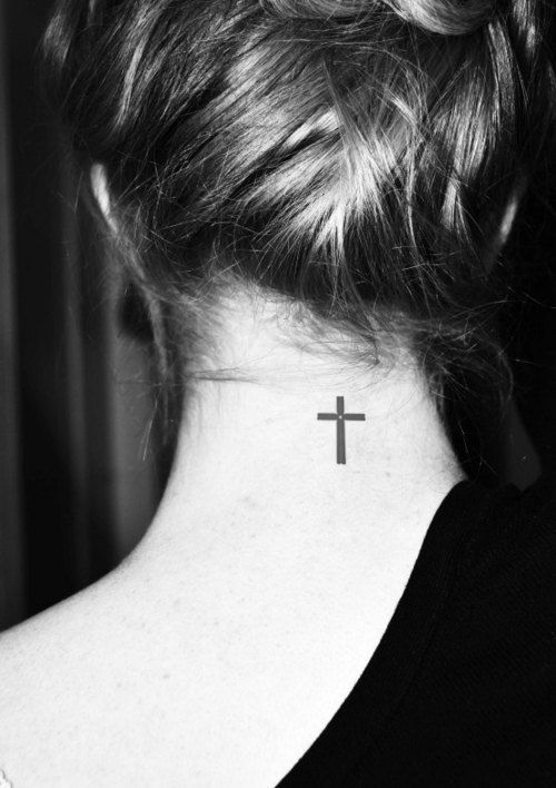 Hey, I found this really awesome Etsy listing at https://www.etsy.com/listing/170454078/2-style-medium-cross-tattoo-inknart